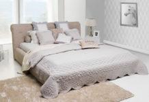 Narzuta na łóżko uszyta na miarę