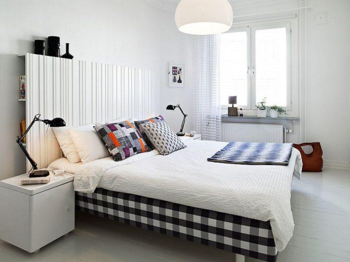 Zakochaj się w czerni dodatków sypialnianych