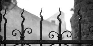 ogrodzenie ażurowe