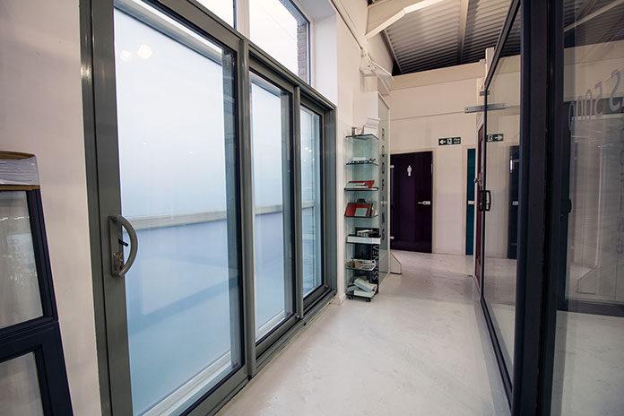 Drzwi wejściowe aluminiowe - styl i klasa