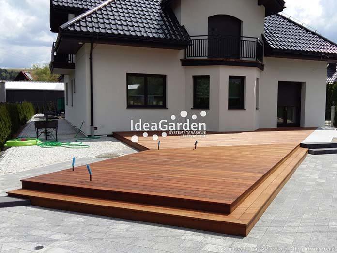 Tarasy z drewna i kompozytu - stwórz sobie piękne miejsce na relaks