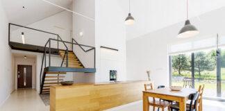 Projekty domów z antresolą